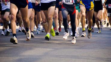 Geles energéticos en running y ciclismo