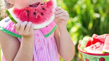 La importancia de una buena alimentación infantil