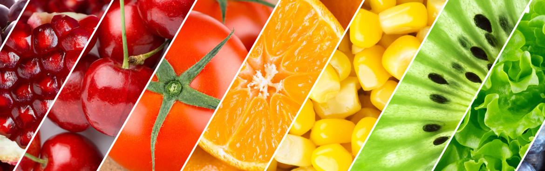 color frutas