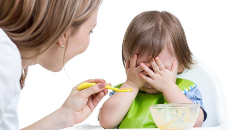 Mi hijo de dos anos no quiere comer nada