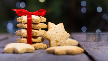 Galletas navideñas ¡ricas y digestivas!