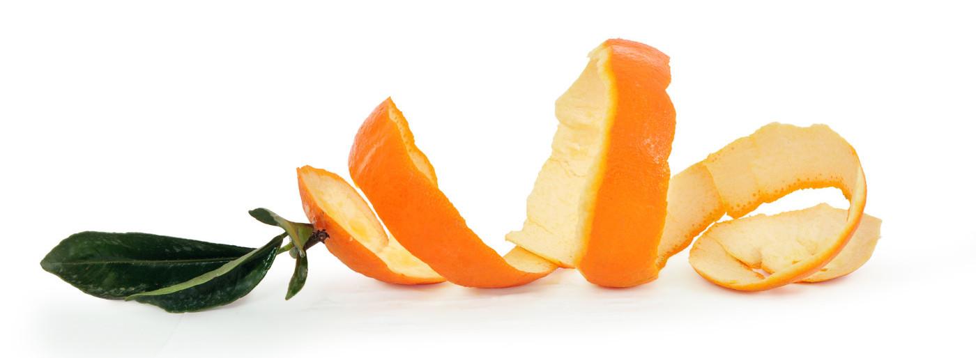 Tratamientos de belleza con naranja