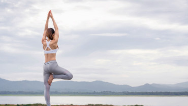 Posturas de yoga para una relajación completa