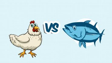 ATÚN VS POLLO ¿Cuál es mejor?