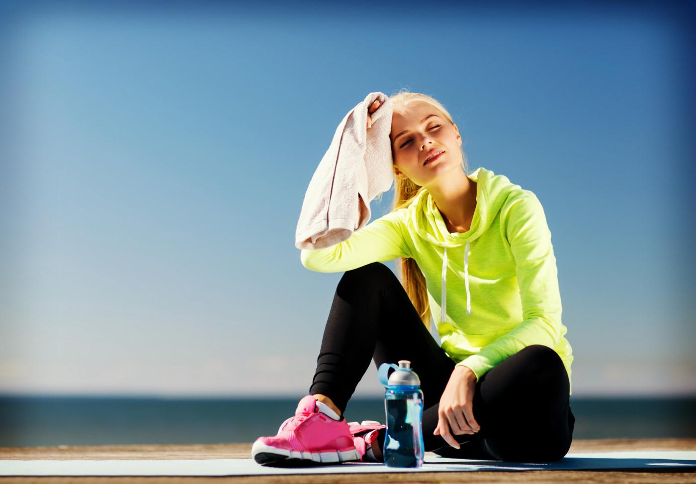 alcohol y ejercicio