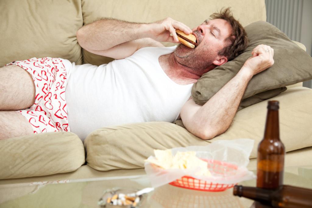 Sueño después de comer