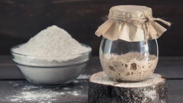 """El secreto de la masa madre y cómo hacer panes """"artesanos"""""""
