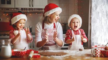 3 Ingredientes, 3 pasos a seguir… ¡3 Dulces Navideños!
