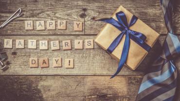 ¿No sabes qué regalar el día del padre? ¡Nosotros te ayudamos!
