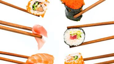 Sushi: guía práctica. ¿Conoces sus propiedades?