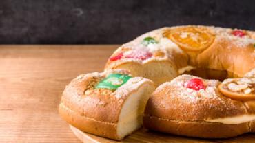 ¿Un Roscón de Reyes fitness? Sí, es posible