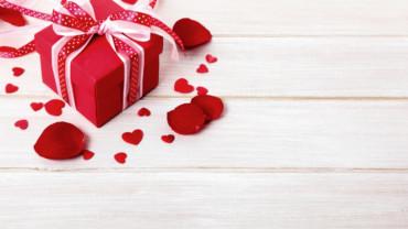 Ideias de presente para São Valentim
