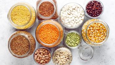 ¿Sabes cómo aumentar la absorción de minerales de tu dieta vegana?